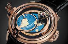 Galactic Explorer Watches