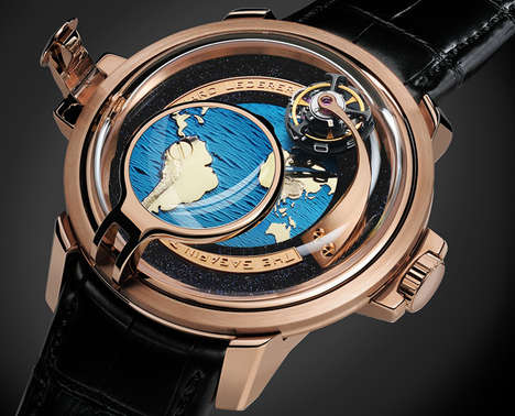 gagarin tourbillion