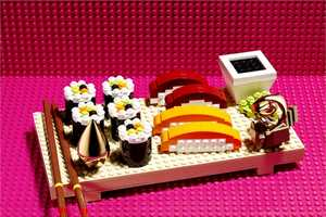 These LEGO and Jewelry Photos Look Good Enough to Eat
