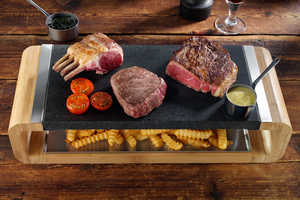 These SteakStones are Slabs of Stone that Internalize Heat for Cooking