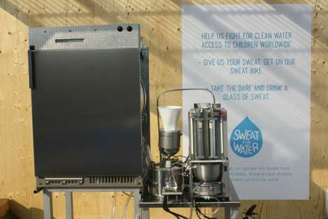 water purifying machine