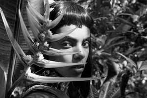 Lurve's Alien-Inspired Fashion Brings the Jungle into the Dark