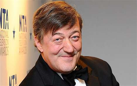 Examining the Mormon Afterlife - Stephen Fry