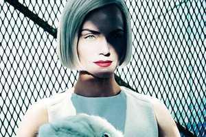 This Mikael Jansson Vogue US Shoot Channels Victoria Beckham's Style
