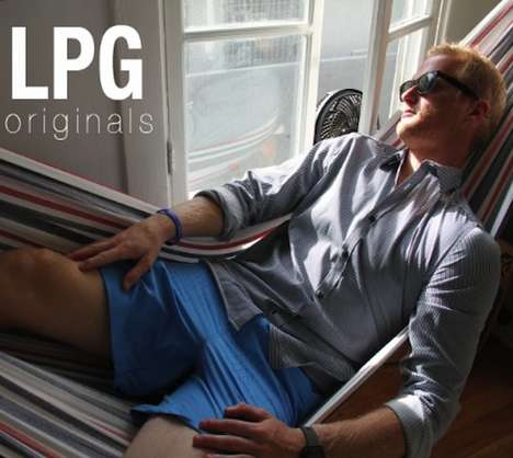 Water-Activated Menswear - LPG Convertible Shorts Offer Laidback Style That Changes When Wet