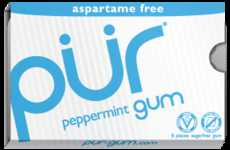 PUR GUM Keeps its Ingredients Healthy