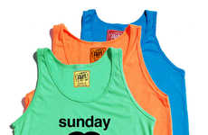 The Sunday Phunday Tank for Men is Perfect for Summer