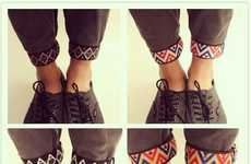 Ankle-Embellishing Pant Cuffs