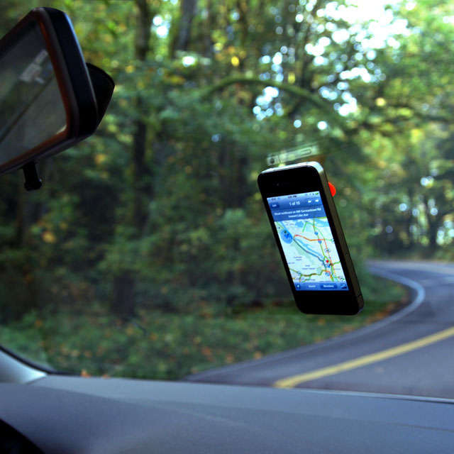 Suction Cup Smartphone Holders