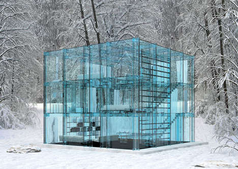 Transparent Architectural Designs