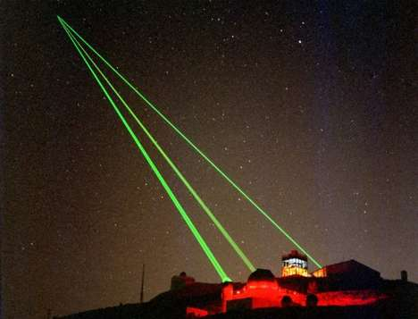 Planet-Reaching Laser Systems - NASA