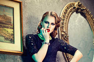 The CIEL 2013 Campaign Features Feminine and Edgy Attire