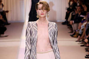 The Armani Prive Fall 2013 Collection Took Viewers Back to The Basics