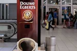 Douwe Egberts' Coffee Machine is Clever Marketing