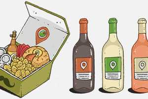 The L'appero App Delivers On Demand Foodie-Friendly Packages