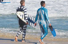 Shark-Safe Wetsuits - The World's First Shark-Proof Wetsuit Helps Stave Off Predators