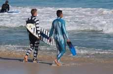 Shark-Repelling Wetsuits