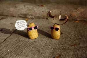 Artist Peter Pink Creates These Humorous Personified Potato Captures