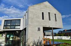 37 Sleek Farmhouse Structures