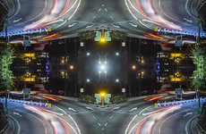 Crafty Kaleidoscopic Cityscapes