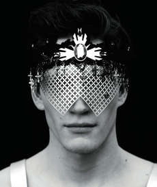 99 Mysteriously Masked Model Shoots - From Accessorized Avante-Garde Editorials to Masquerade Shoots