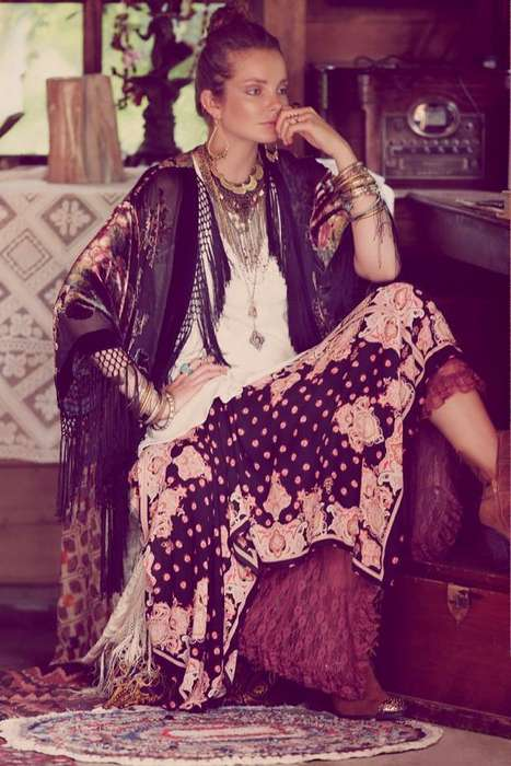 Free People July 2013