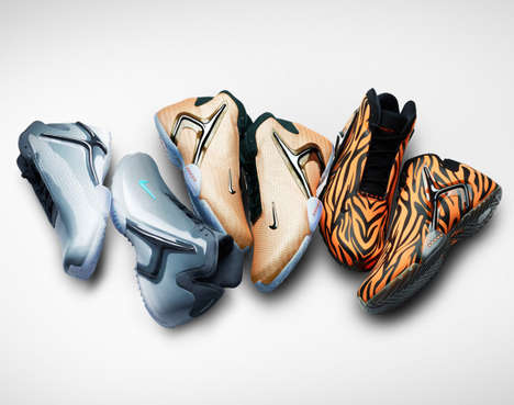 Stunning Honor-Inspired Kicks - These Nike Zoom Hyperflight Shoes are a Perfect Tribute to China