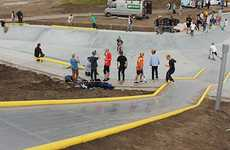 Flood-Halting Skateparks