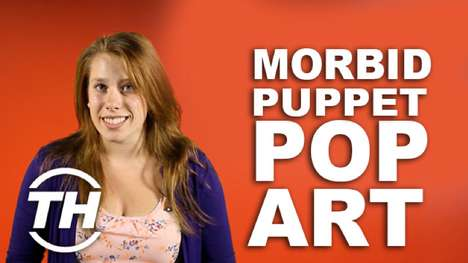 Morbid Puppet Pop Art - Amanda Greer Discusses Evil Puppet Illustrations and Being a Mad Scientist