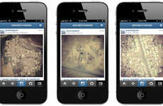 Aerial Social Media Apps - Dronestagram Allows Drone Owners to Post Aerial Photos Online