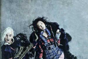 Vogue Korea's 'Street to Street' Showcases Haute Bohemian Couture