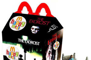 Newt Clements's Happy Meal Boxes Celebrate Pop Culture Films