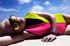 54 Vibrant Beachwear Looks