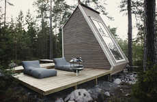 72 Modern Cabin Retreats