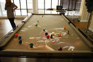 100 Bachelor Pad Necessities - From Sleek Home Multimedia Centers to Light Sensor Pool Tables