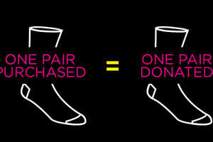 Bombas Socks Help Give Customers and Those in Need Quality Garments