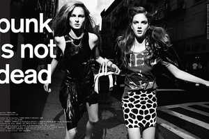 The Nylon Mexico July 2013 Editorial Proves Punk is Not Dead