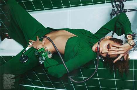 Bathtub Editorials