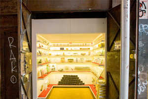 This Small Museum Features Pieces as Quirky as the Space it Inhabits