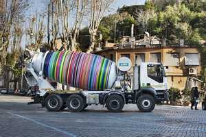 The 'Revolver' Project Radically Transforms a Cement Mixer