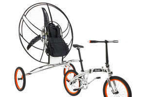 XploreAir's Flying Bicycles Take Transportation to New Heights