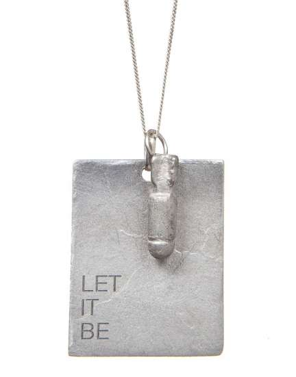 Explosive-Inspired Necklaces - The Repurposed Bomb Piece Jewelry by Hearts and ARTICLE22