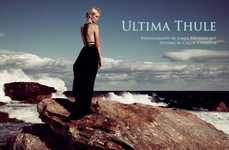 Romantically Rhapsodical Editorials - The Fashionising.com 'Ultima Thule' Photoshoot is Epic