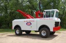 Life-Size Toy Trucks