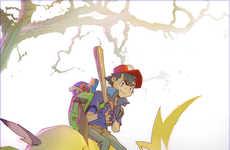 Re-Imagined Popular Cartoons (UPDATE)