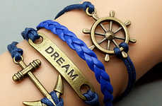 Delicate Sea-Worthy Accessories