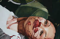 Gruesomely Realistic Illustrations