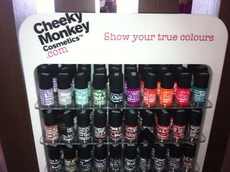 Cheeky Monkey Cosmetics Embraces the Fun Fearless Woman