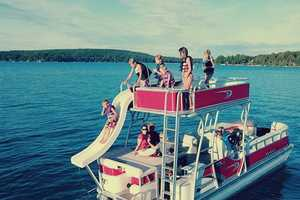 The Deco Fun Ship is Focused on Delivering Fun on the Water