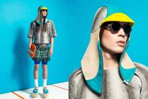 The Michael Mrzyglod Debut Collection is Wonderfully Bold and Artistic
